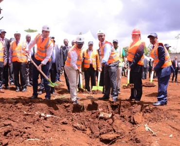 ground Breaking pic 1