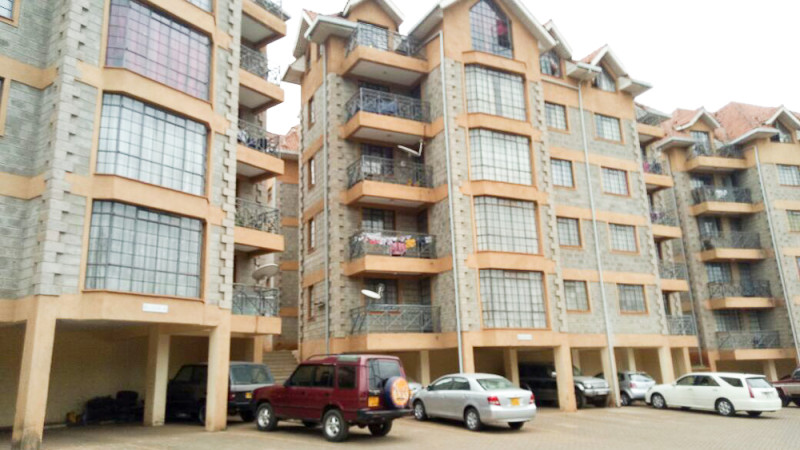3 Bedroom Apartment Kileleshwa
