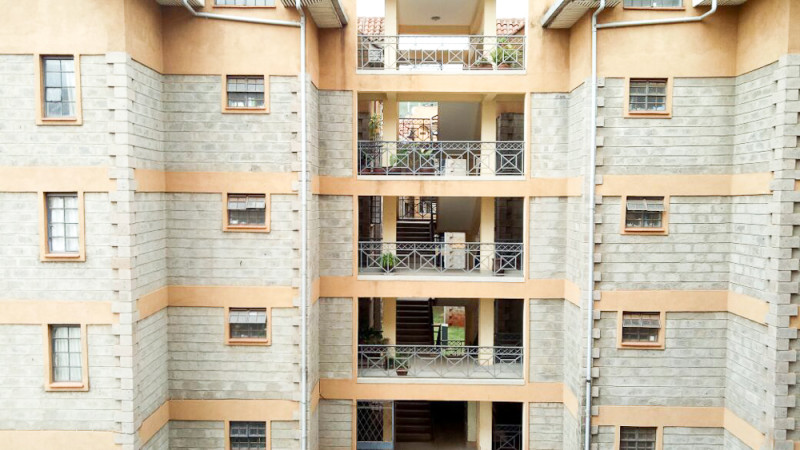 Nyeri Apartments-8
