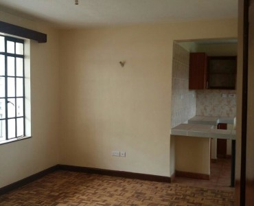 1 bedroom apartment located in Karen off Dagoreti Rd - Karen end.