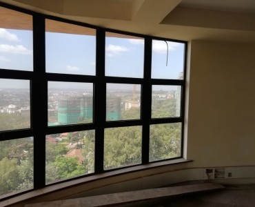 New Office space to let at Nachu Plaza with a great view of Nairobi.
