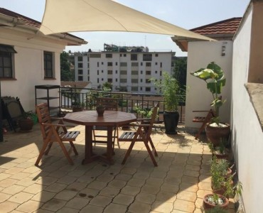 Furnished 3 bedroom Apartment, Riverside along Riverside Drive (9)