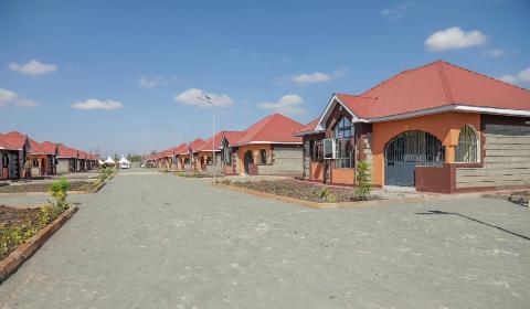 3 Bedroom Bungalow, Master ensuite, Off Kangundo road in Ruai, Nairobi (3)