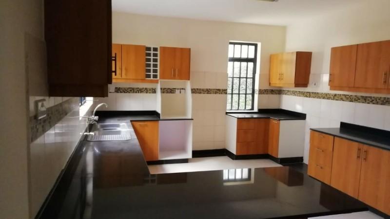 4 Bedroom Maisonette with Dsq, Fair Acres Karen (1)