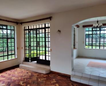 4 Bedroom with Dsq, off Murisho Rd Bomas - Karen (1)