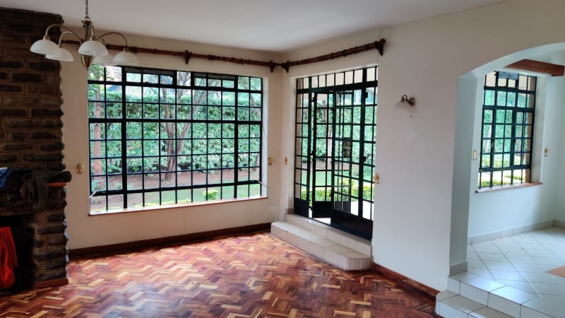4 Bedroom with Dsq, off Murisho Rd Bomas - Karen (3)