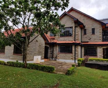 4 Bedroom with Dsq, off Murisho Rd Bomas - Karen (4)