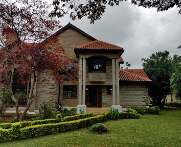 4 Bedroom with Dsq, off Murisho Rd Bomas - Karen (7)