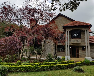 4 Bedroom with Dsq, off Murisho Rd Bomas - Karen (9)