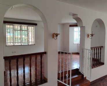 5 bedroom all ensuite maisonette unfurnished with a 2 room dsq located in lavington (8)