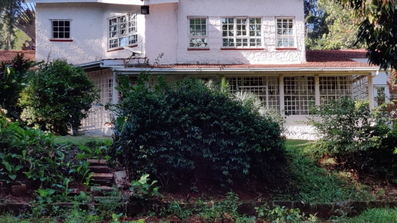 4 Bedroom Maisonette, with a Servants Quarter, Gigiri (1)
