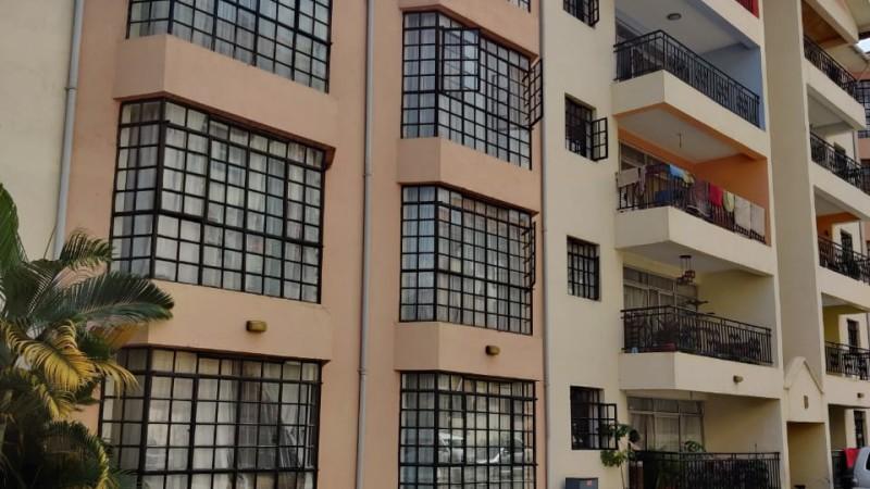 3 Bedroom Apartment, Dennis Pritt Road (1)