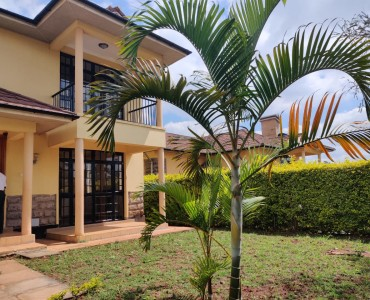 4 Bedroom with Dsq, Loresho (1)