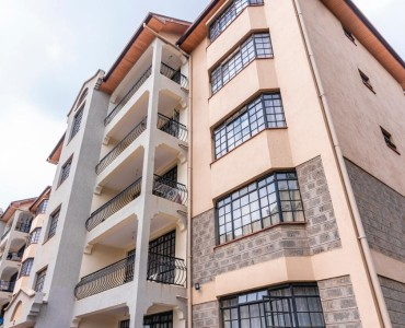 Apartment for sale along Kiambu Road (1)