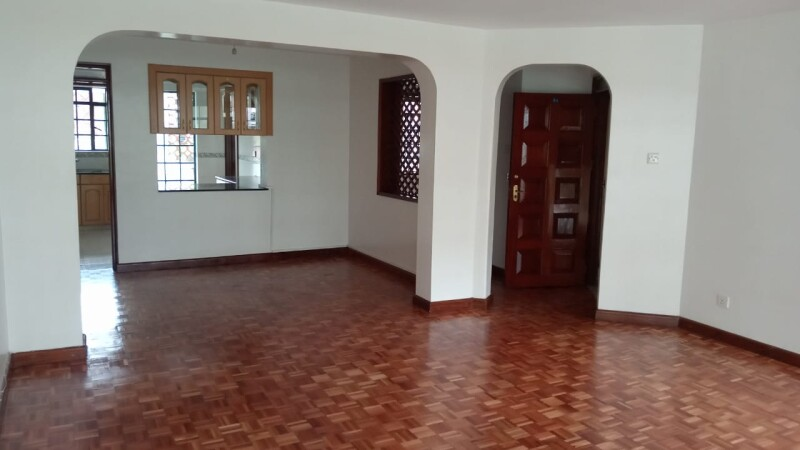Apartment for rent in Lavington along Mbaazi Avenue (10)