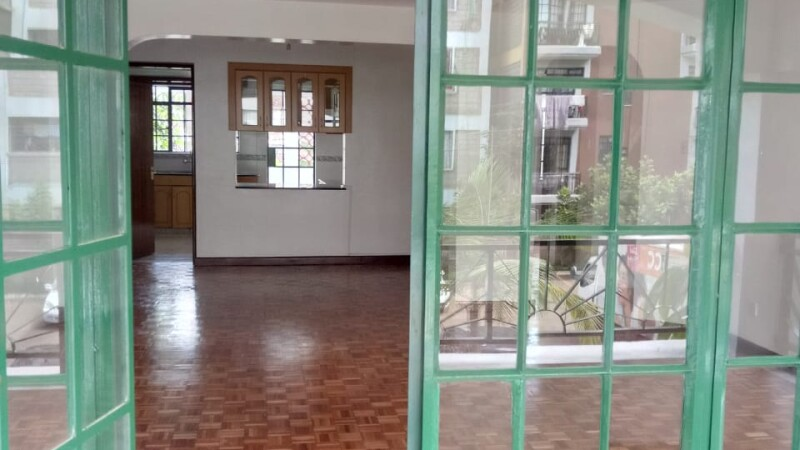 Apartment for rent in Lavington along Mbaazi Avenue (14)