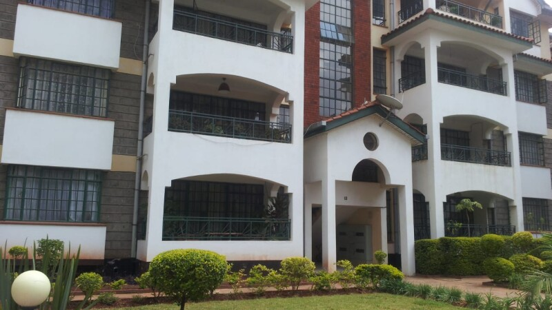 Apartment for rent in Lavington along Mbaazi Avenue (2)