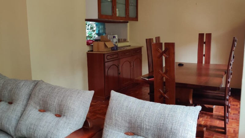 Furnished 4 Bedroom Townhouse with Dsq, Kilieleshwa (10)