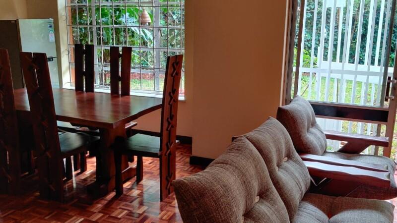 Furnished 4 Bedroom Townhouse with Dsq, Kilieleshwa (7)
