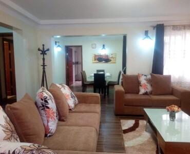 Fully Furnished 2 Bedroom Guest House, Karen (10)