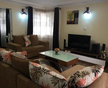 Fully Furnished 2 Bedroom Guest House, Karen (6)