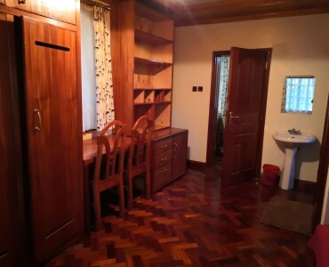 Furnished 2 Bedroom Bungalow, Karen (1)