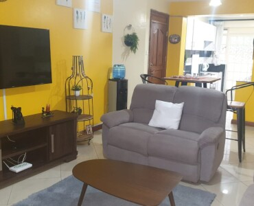 Vibrant Apartment Bee Two, Fully Furnished and Serviced Two Bedroom Apartment (2)