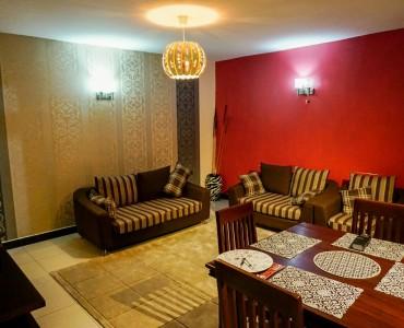 Furnished apartments in Nairobi